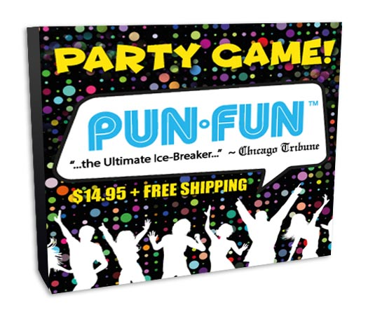 Ice Breaker Party Game - PUNFUN